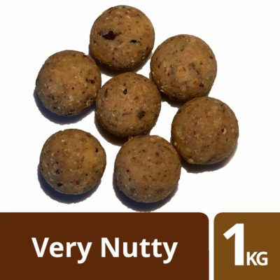 Nutty Boilies