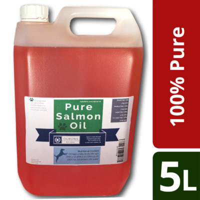 5 Litre Salmon Oil